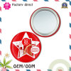 Venta al por mayor de encargo lateral del espejo del maquillaje del cuidado personal de la belleza sola