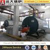 Melhor caldeira a vapor com combustível a diesel de três passageiros para o matadouro Firetube