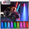 Chicote do diodo emissor de luz do RGB para ATV UTV Rzr Offroad