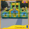 Città animale gonfiabile variopinta di divertimento della giungla del parco di divertimenti (AQ0195)