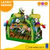 Het Vermaak van de markt rust het Mooie Huis Bouncy van de Stad van de Pret van de Panda Opblaasbare voor Verkoop (aq01739-1) uit