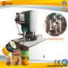 Máquina automática de fechamento de estanho