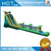 Tropical comercial diapositiva inflable Parque Acuático para la venta caliente