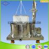 Pd1000 Filter van de Mand van de Capaciteit van de Zak van de Lift van het Type centrifugeert de Vlakke Grote Separator