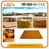 Paletes de PVC para máquina de fazer tijolos