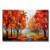 Декоративная картина маслом Modern Landscape на Canvas (KLLA1-0022)