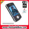 BB 9500/9550/9530 de telefone de WiFi, móbil duplo da tevê de SIM