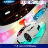 Farbenreiche bekanntmachende P7.62 LED Innenbildschirme