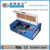 Máquina de grabado del laser de la alta calidad de Taishun mini