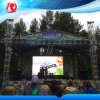 Het openlucht LEIDENE van de Reclame van het Stadium RGB Scherm van de Vertoning, Openlucht LEIDENE Vertoning