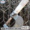 Engranzamento de fio sextavado revestido galvanizado quente interno do PVC para América