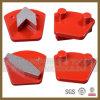 Roda de moedura do osso do metal do diamante do Redi-Fechamento para ferramentas concretas