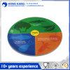 Crear las placas unicolores del plástico para requisitos particulares de la melamina del partido