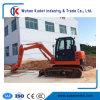 XinchaiまたはYanmerのディーゼル機関を搭載する小型クローラー掘削機5ton