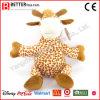 De zachte Pluche van het Stuk speelgoed van de Baby vulde Dierlijke Giraf