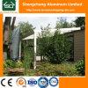 Azotea de aluminio del patio con resistencia popular del diseño y del viento