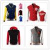 Изготовленный на заказ куртки университетской спортивной команды, оптовая продажа куртки бомбардировщика женщин людей