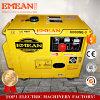 Vendite calde i generatori diesel silenziosi di 5 chilowatt