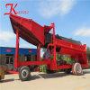 Zeeftrommel van de Was van de Fabriek van Qingzhou de Draagbare Gouden, het MiniScherm van de Zeeftrommel