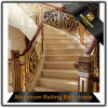 Costom adornó la barandilla europea de la escalera del estilo
