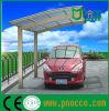 Polycarbonat-Dach-freitragende einzelne alleinige Kabinendach-Autoparkplätze (128CPT)