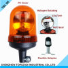 Halogeen Rotary Warning Light met Flexible Adapter 12V 55W 24V 75W Rotating Warning Light voor Warning Using (TBL 98)