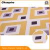 Удобная комната отдыха с 100% Polyster Mat, 3D дизайн гостиной коврик