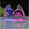 LED Crystal Keychain für Promotion Gifts