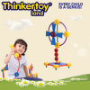 Healthy Educational Plastic Connecting Toys for Kids
