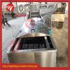 Fruits et légumes automatiques précuisant le matériel de blanchiment de machine en stock