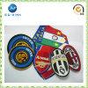 Preiswertes kundenspezifisches Gewebe gesponnenes Abzeichen (JP-CL034)