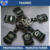 Keyring quente do carro de metal do logotipo do carro de Customed da venda para a decoração