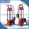 Edelstahl-Mehrstufenpumpen-versenkbare Abwasser-Pumpe