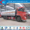 Caminhão de tanque resistente do petróleo do aço inoxidável de 8X4 25000L