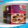 Impresión en blanco de encargo de los libros de Hardcover del colorante de la alta calidad de Ybj China Guangzhou