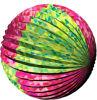 中国のハンドメイドの円形のアコーディオンのちょうちん
