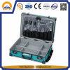 Резцовые коробка высокого качества алюминиевые с паллетами (HT-1107)