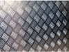 5052 Aluminum antiderrapante Tread Plate para Car Floor
