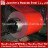 Bobina d'acciaio preverniciata/PPGI/lamiera di acciaio galvanizzata ricoperta colore in bobina