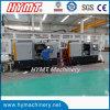 Lathe металла CNC кровати CK7516A машина slant горизонтального поворачивая
