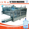 Auto 600bph 5 gallon d'embouteillage de l'eau de remplissage et de machine d'emballage/machines
