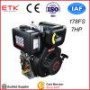 7HP容易な開始のディーゼル機関(ETK178FS)