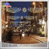 Lumières de motif de rue de DEL, lumières de bille de décoration de rue de vacances