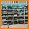 Parcheggio automatizzato dell'automobile della struttura d'acciaio del sistema di puzzle