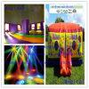 Tanzen Disco Dome mit Flashing Lights und Music