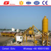 Planta Hzs75 de tratamento por lotes concreta estacionária eficiente elevada na venda