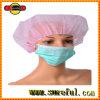 Mascherina di polvere non tessuta a perdere della fronte di taglio di Earloop, maschera di protezione