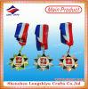 la concesión conmemorativa del medallón de la medalla de la última policía real 3D se divierte la fabricación de encargo de la divisa del Pin de la solapa del metal de la moneda