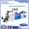 Center Sealing Bag Making Machine for Plastic Film (GWS-300)