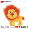Nuevo león suave del juguete de los animales rellenos de la felpa para los cabritos del bebé
